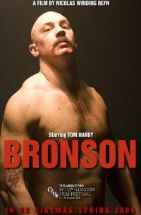Бронсон / Bronson (2009) Смотреть онлайн фильм