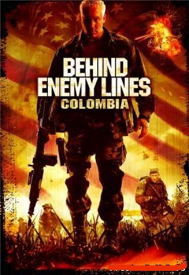 Фильм Oнлайн: В тылу врага: Колумбия / Behind Enemy Lines: Colombia (2009)