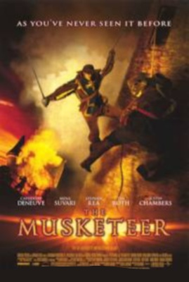 Мушкетер / The Musketeer (2001) Онлайн