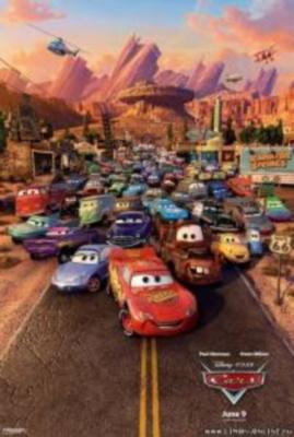Тачки / Cars (2006) смотреть  онлайн