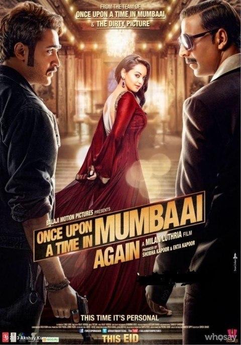 Однажды в Мумбаи 2 (2013) HD