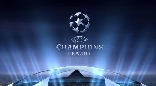 Лига чемпионов. 1/8 финала. Манчестер Сити - Барселона ( 18.02.2014)