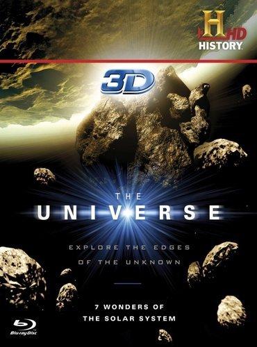 Вселенная. Семь чудес Солнечной системы (2010)