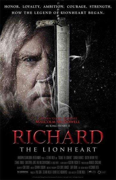 Ричард: Львиное сердце (2013)