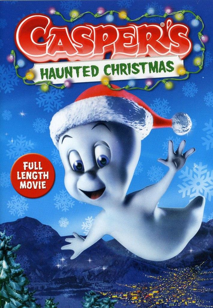 Каспер: Рождество призраков (2000)