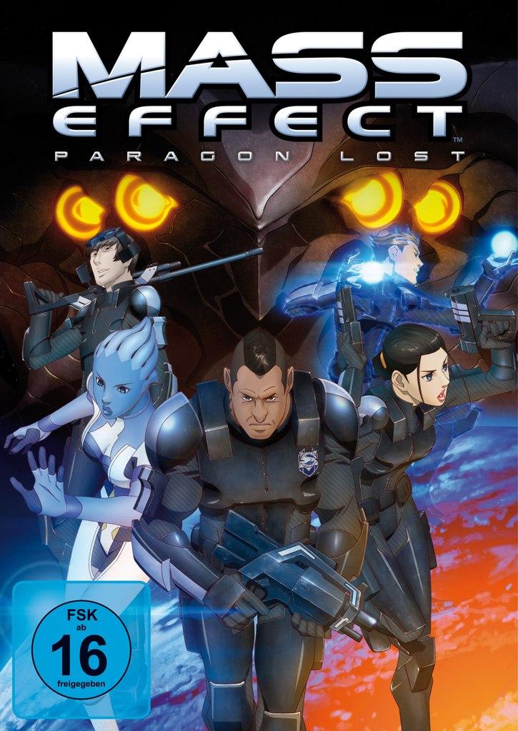 Mass Effect: Утерянный Парагон (2013)