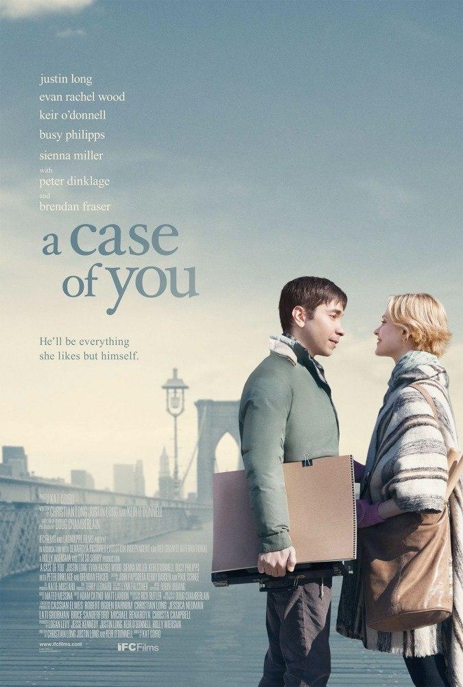 Дело в тебе / A Case of You (2013)