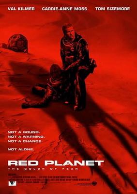 Красная планета / Red Planet (2000) Смотреть онлайн фильм
