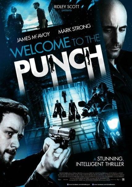 Добро пожаловать в капкан / Welcome to the Punch (2013)