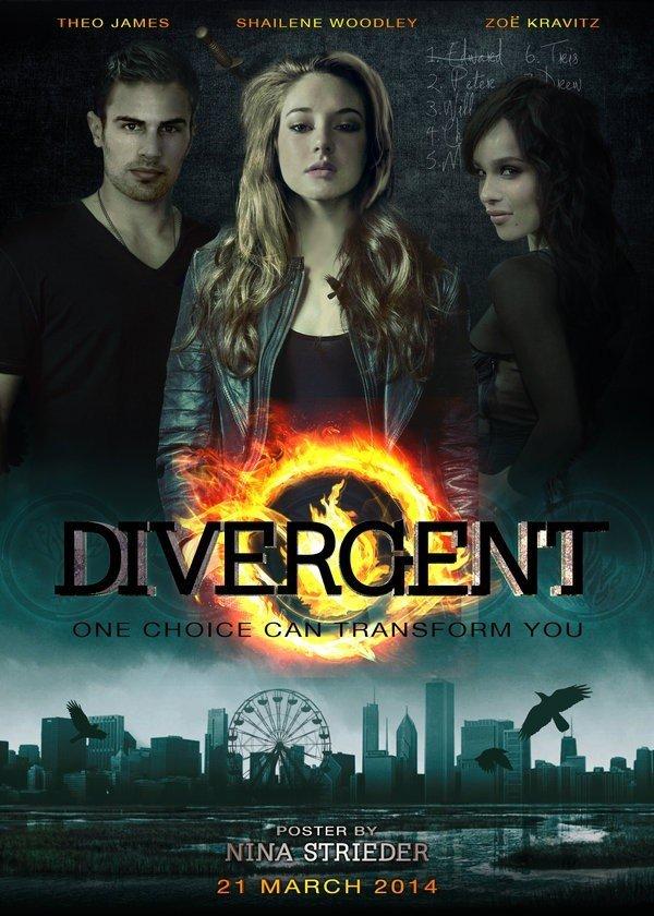 Дивергент (2014)
