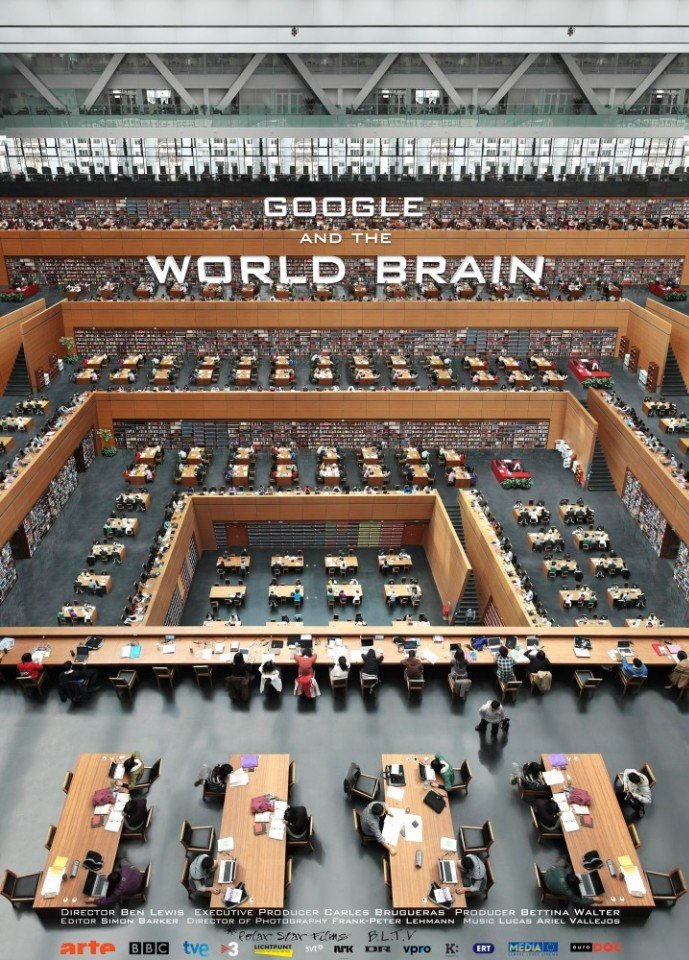 Google и всемирный мозг (2013)