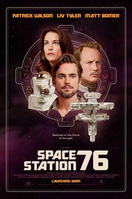 Космическая станция 76