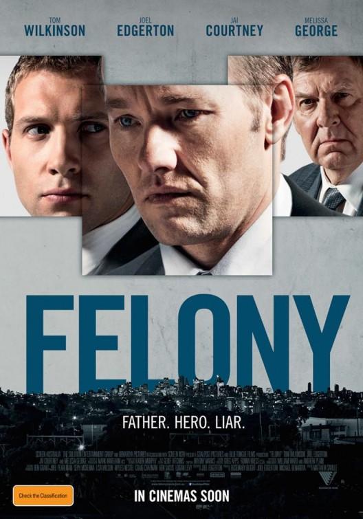 Особо тяжкое преступление Felony