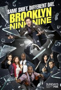 Бруклин 9-9 / Brooklyn Nine-Nine 2 сезон