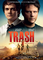 Свалка / Trash (2014) [HD 720]