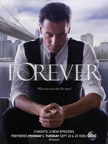 Вечность. Сезон 1 / Forever (2014)