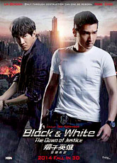 Чёрный и белый 2: Рассвет справедливости (2015)