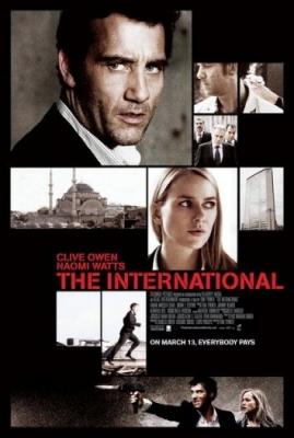Интернэшнл / The International (2009) DVDRip Онлайн