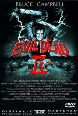 Зловещие мертвецы 2 / Evil Dead II (1987)
