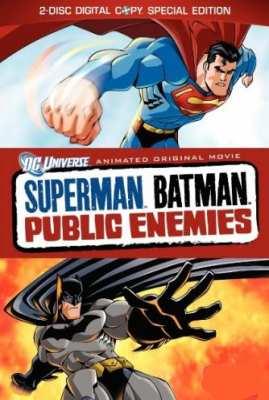 Супермен / Бэтмен: Враги (2009 )общества онлайн
