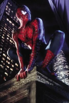 Человек-паук / Spider-Man (2002) DVDRip
