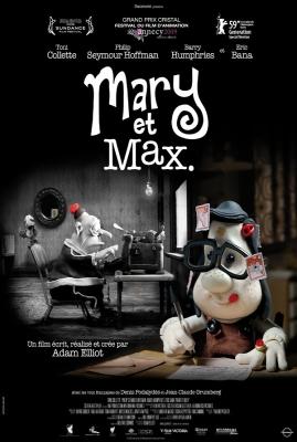 Мэри и Макс / Mary and Max (2009) DVDRip Онлайн