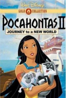 Покахонтас 2 (1998) DVDRip смотреть онлайн