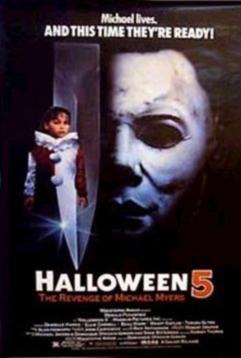 Хэллоуин 5 / Halloween 5 (1989) DVDRip смотреть онлайн