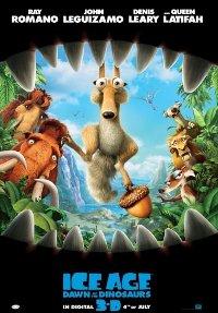 Льодовиковий період 3 - Ера динозаврів - дивись онлайн!