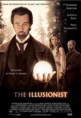 Дивитись фільм: Ілюзіоніст