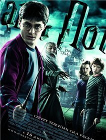 Гаррі Поттер і Принц-напівкровка - дивись онлайн!