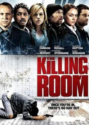 Смотреть Комната смерти / The Killing Room (2009) DVDRip