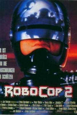 Смотреть онлайн Робокоп 2