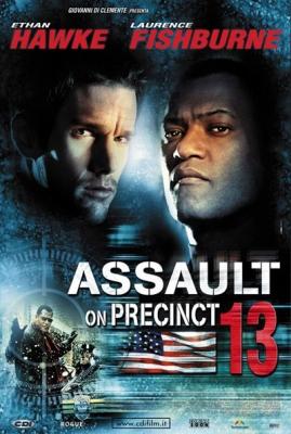 Напад на 13-ту дільницю / Нападение на 13-й участок (2005) Онлайн