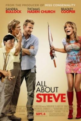 Всё о Стиве / All About Steve (2009) Онлайн