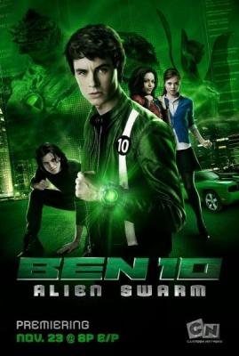 Бен 10: Инопланетный рой / Ben 10: Alien Swarm (2009) онлайн