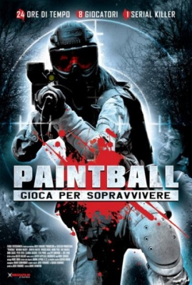 Пейнтбол / Paintball (2009) Смотреть онлайн