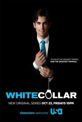 Белый воротничок  (2009) Смотреть онлайн, 4 серия