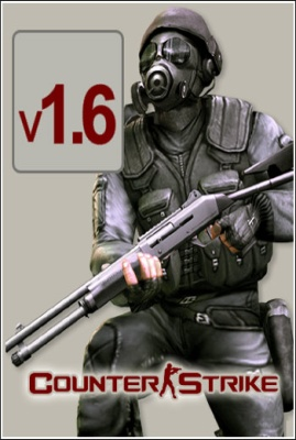 Counter-Strike 1.6.
