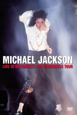 "Michael Jackson ""Live At Bucharest"" (1992)(Концерт)"