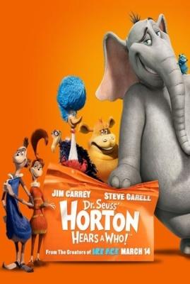 Хортон / Horton Hears a Who! (2008) HDRip