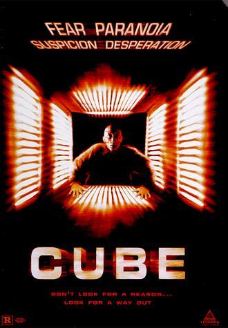 Куб - смотреть онлайн фильм