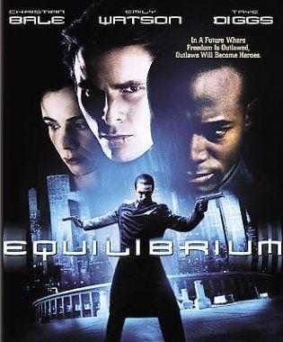 Еквілібріум - смотреть онлайн фильм