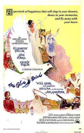 Смотреть Онлайн Синяя птица (1976) DVDRip