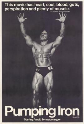 Смотреть Онлайн Качая железо / Pumping iron (1977)