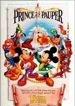 Смотреть Онлайн Принц и нищий DVDRip
