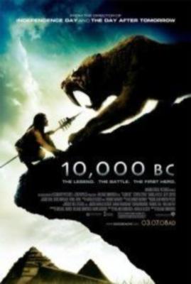 10 000 років до н.е. - смотреть онлайн фильм