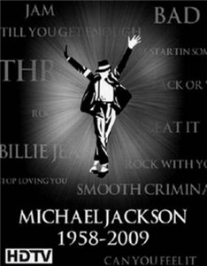 Смотреть Онлайн Прощание с Майклом Джексоном DVDRip