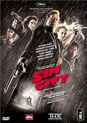 Смотреть Онлайн Город грехов DVDRip
