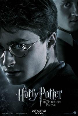 Гаррі Поттер і Принц-напівкровка Укр. Дубляж онлайн